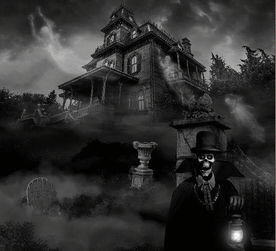 [PhotoPass] Arrivée du Magic Shot avec les personnages de Phantom Manor à Frontierland Cc293e12