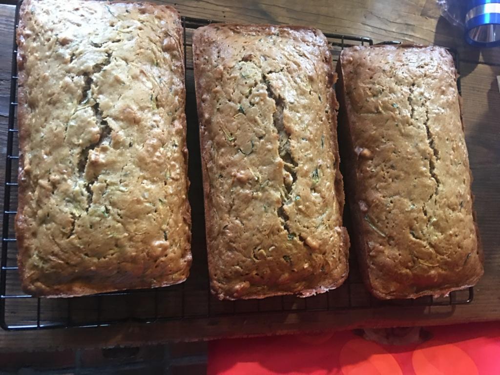 Zucchini Bread 76437510