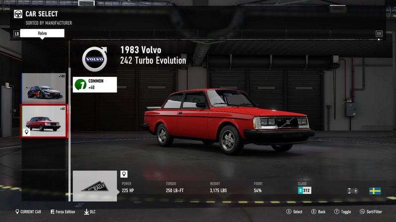 FM7 Time Attack | Stock Car Challenge #3 (1983 Volvo 242 Turbo Evolution) 00001_25