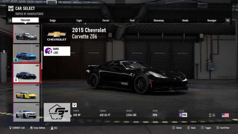 FM7 Time Attack | Stock Car Challenge #4 (2015 Chevrolet Corvette Z06) 00001_29