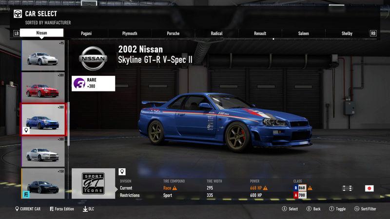 FM7 | Open HP (FWD/RWD/AWD) Sonoma Raceway - Short Circuit 00001_37