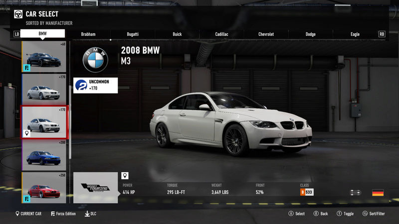 FM7 Time Attack | King of the Ring (2008 BMW M3) *ends 26th* 00001_50