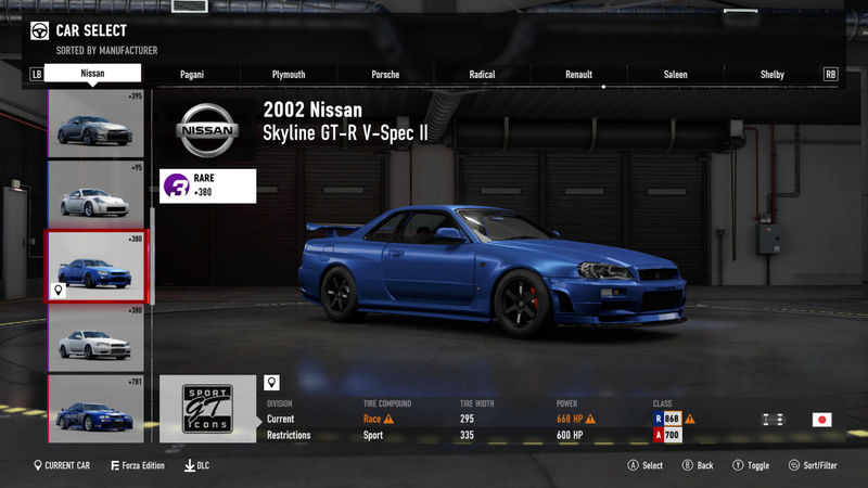 FM7 | Open HP (FWD/RWD/AWD) - VIR South 00001_56