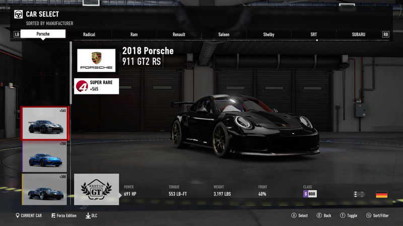 FM7 Time Attack | King of the Ring (2018 Porsche 911 GT2 RS) 0001_g11