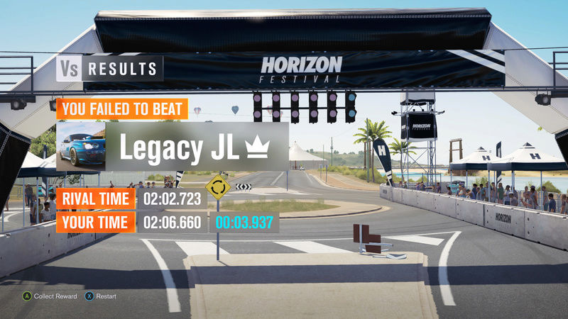 FH3 Time Attack | Grand Tour Sprint - 500HP (FWD/RWD/AWD) 1-26-211