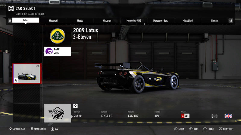 FM7 Time Attack | Stock Car Challenge #2 (2009 Lotus 2-Eleven) 10-11-10