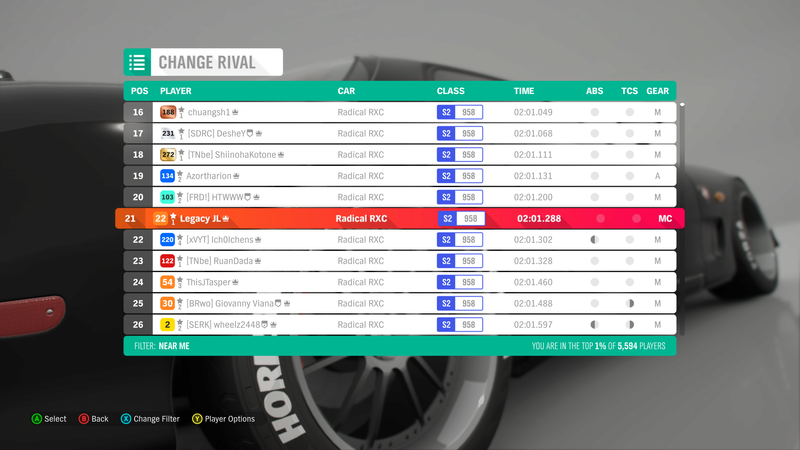 FH4 Time Attack | Road Racing Rivals - Greendale Super Sprint 12-2-210