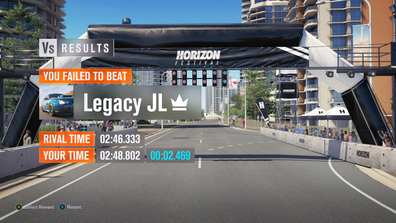 FH3 Time Attack | Stock Car Challenge #32 (2015 McLaren 570S Coupe) 3-17-211