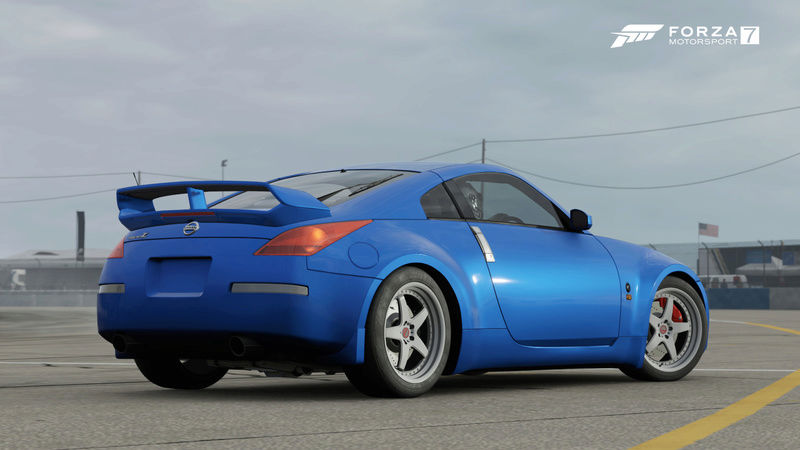 FM7 Time Attack | Modified 2003 Nissan Fairlady Z 3-18-214