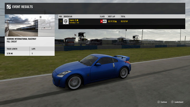 FM7 Time Attack | Modified 2003 Nissan Fairlady Z 3-24-212