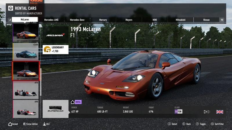 FM7 Time Attack | King of the Ring (1993 McLaren F1) 3-24-215