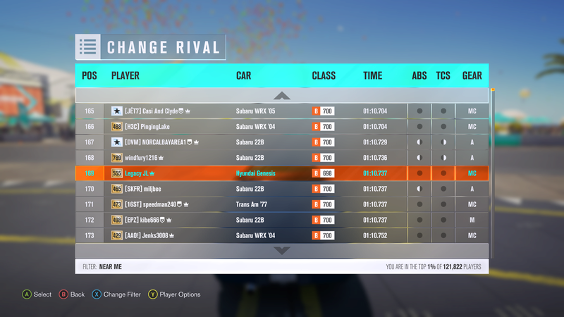 FH3 Time Attack | Stock Car Challenge #38 (2013 Hyundai Genesis Coupe 3.8 Track) 5-22-211