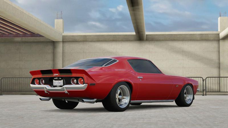 Legacy's Garage H3_mnm28