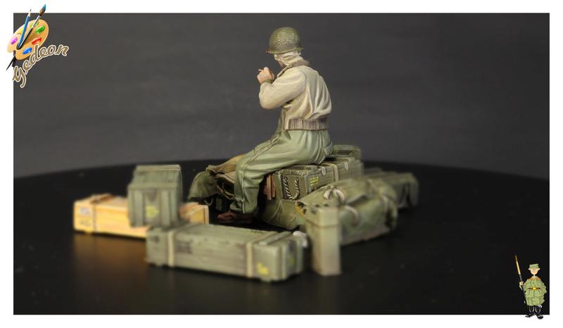U.S. Tank crew en resine 1/35ème (marque WARRIORS et ROYAL  MODEL)   Img_1123