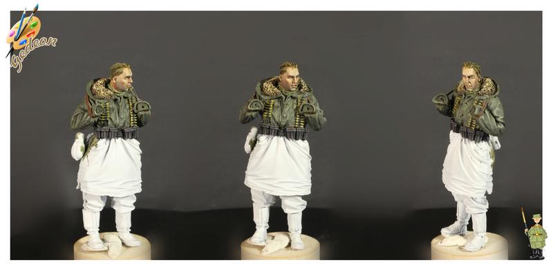Evolution miniature SS Grenadiers LAH. SET AU 1/35 Résine (la suite 3) Team_m11