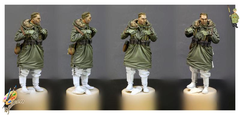 Evolution miniature SS Grenadiers LAH. SET AU 1/35 Résine (la suite 3) Team_m12
