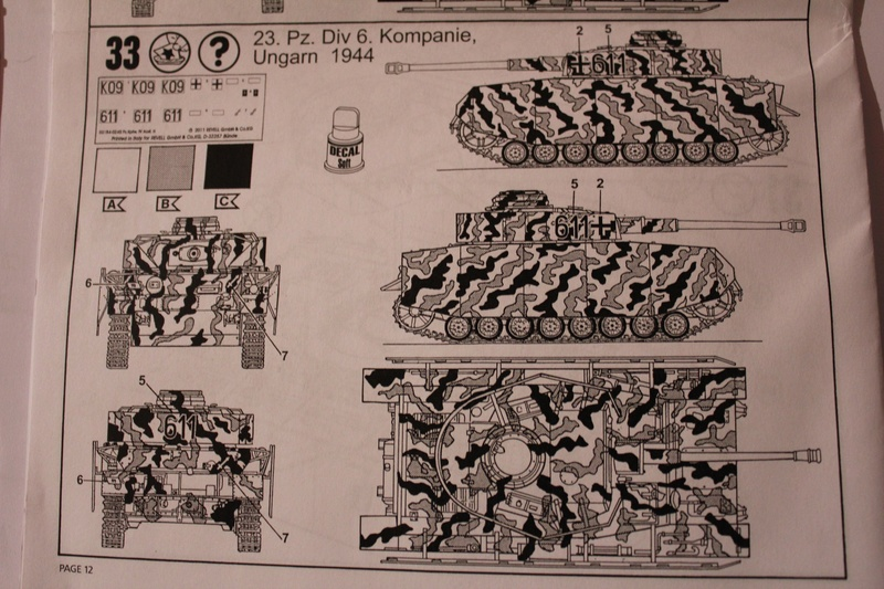 Diorama: Assaut contre un village sur le front de l'Est, hiver 1944-1945 Img_1916