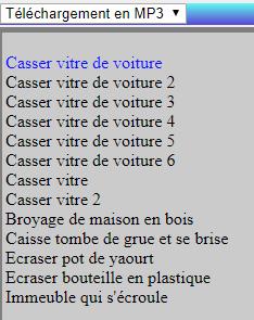 BRUITAGE VAISSELLE TÉLÉCHARGER