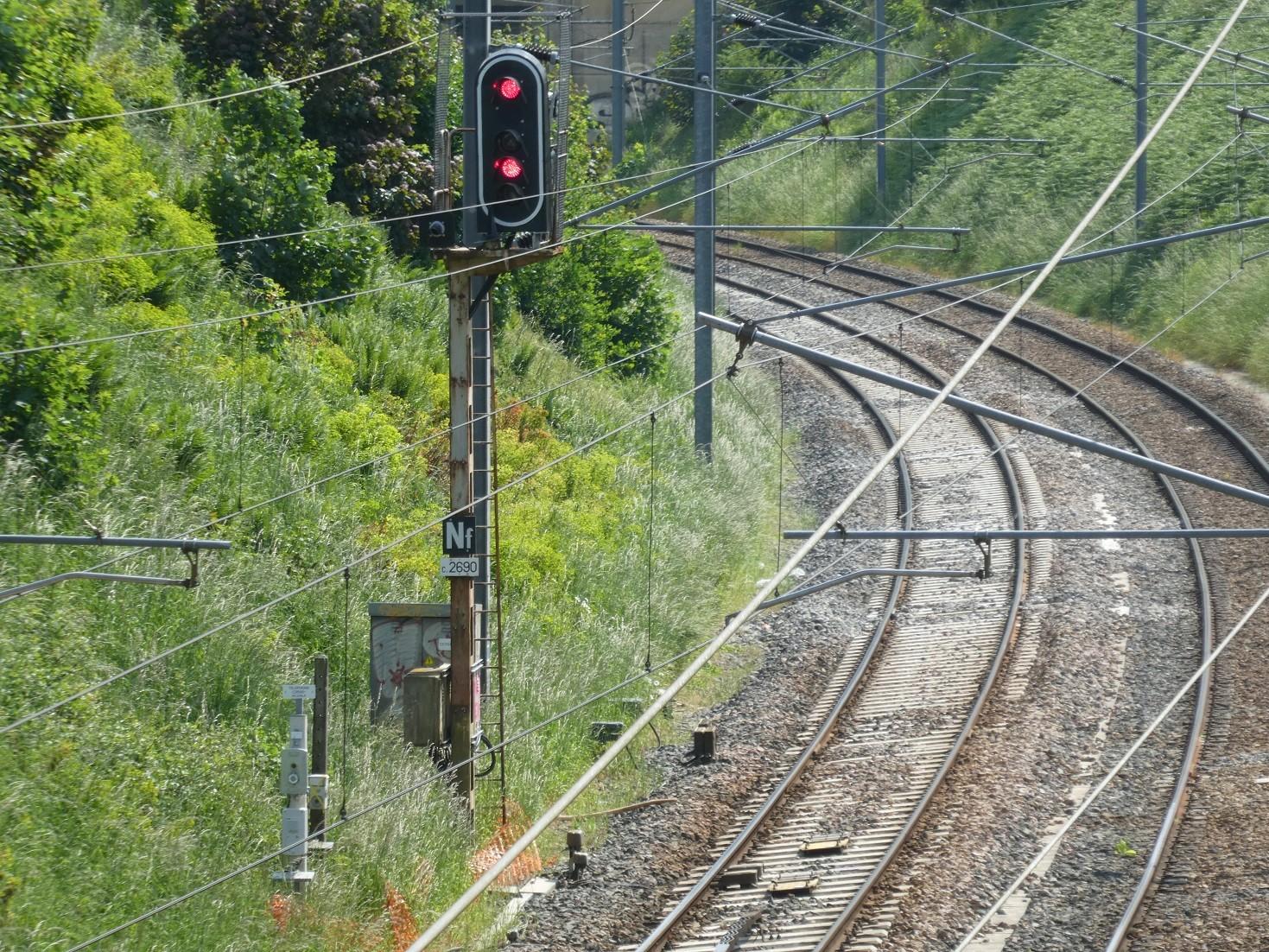 Rennes. Un week-end sans train pour cause de travaux  P1010145