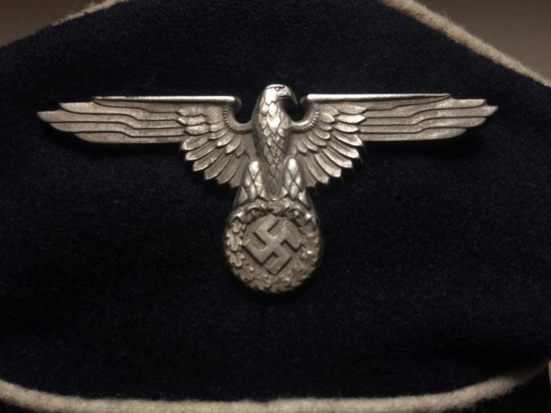 Authenticité casquette SS 60a82710