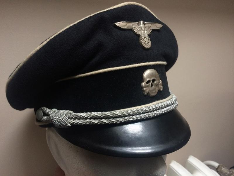 Authenticité casquette SS 75829d10