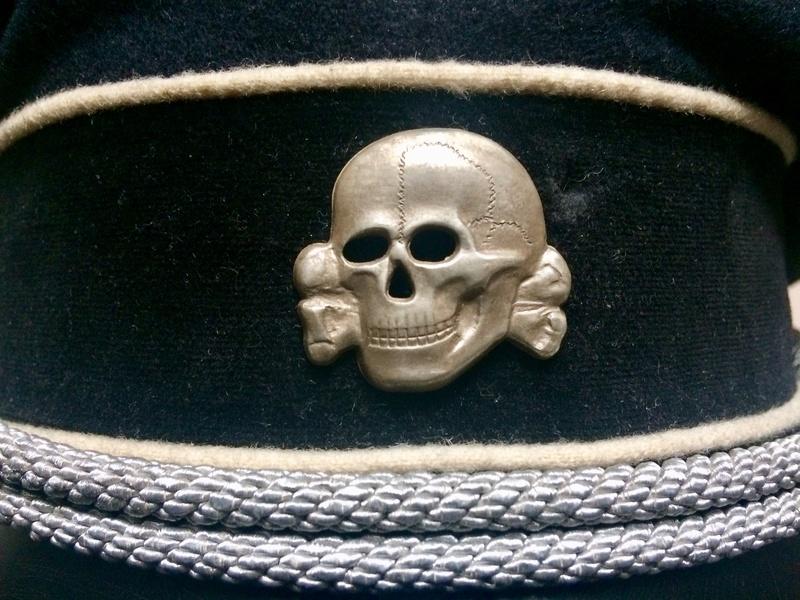 Authenticité casquette SS E0f4d510