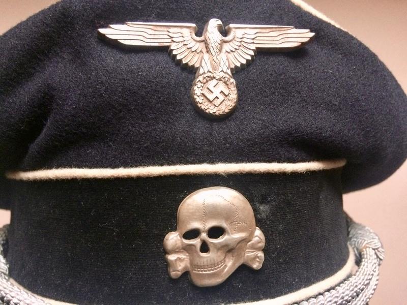 Authenticité casquette SS E3b5fd10