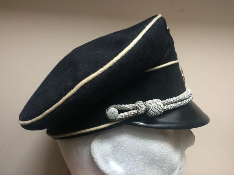 Authenticité casquette SS F2c20910