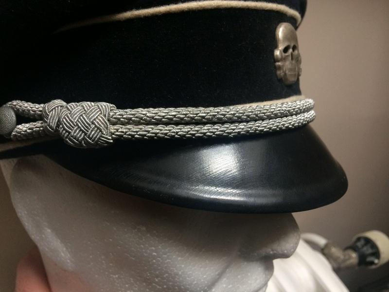 Authenticité casquette SS F86d1410