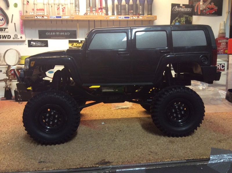 Montage MST CMX Kit : Jeep & Hummer - Page 4 75227210