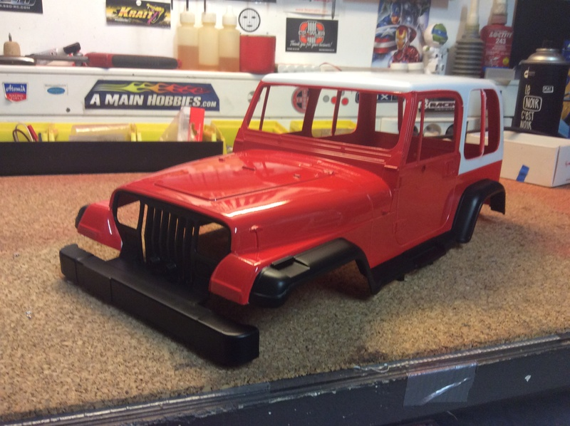 Montage MST CMX Kit : Jeep & Hummer - Page 3 E2dc9310