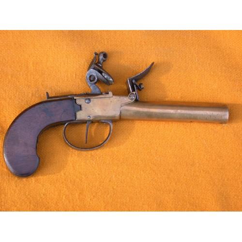 Pistolets à canon bronze Pistol10