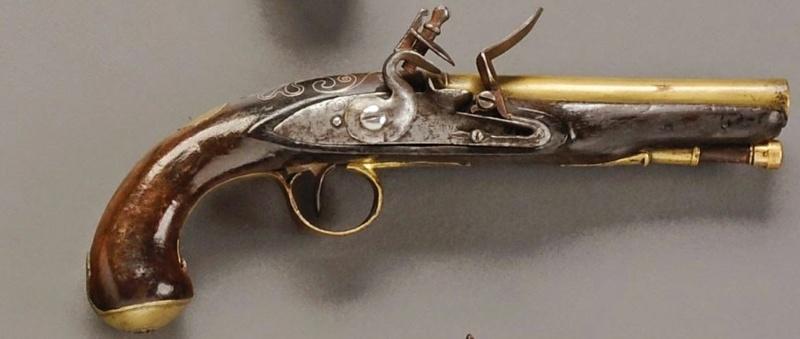 Pistolets à canon bronze Pistol11
