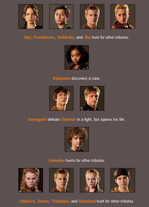 [FIC] Les Hungers Games de CSP Day5a10