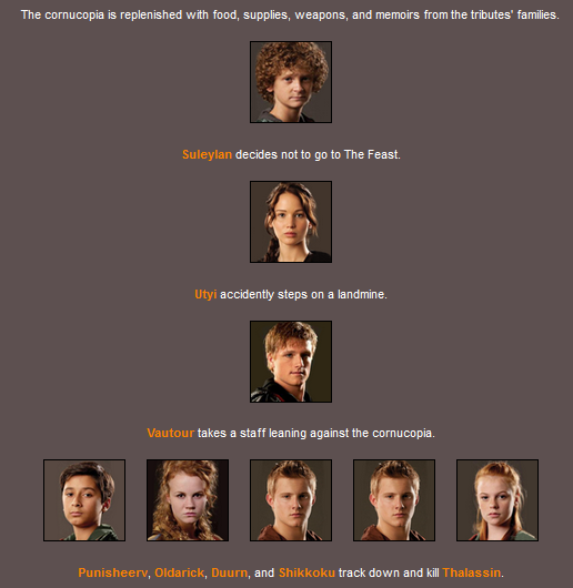 [FIC] Les Hungers Games de CSP Day8a10