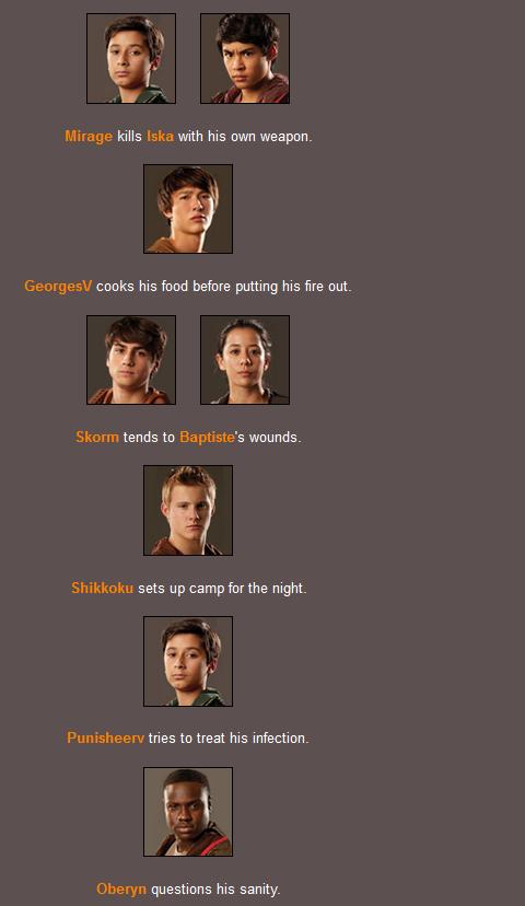 [FIC] Les Hungers Games de CSP Night111
