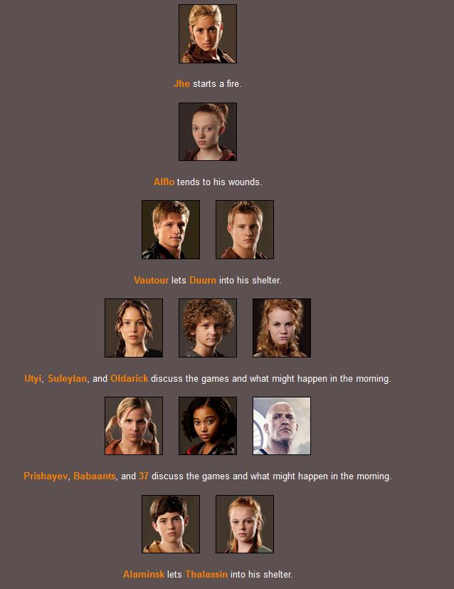 [FIC] Les Hungers Games de CSP Night112