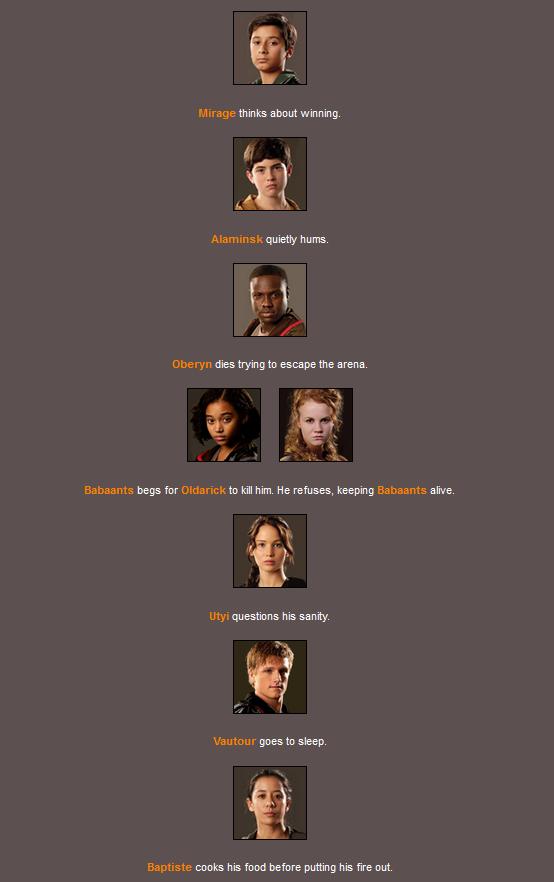 [FIC] Les Hungers Games de CSP Night310