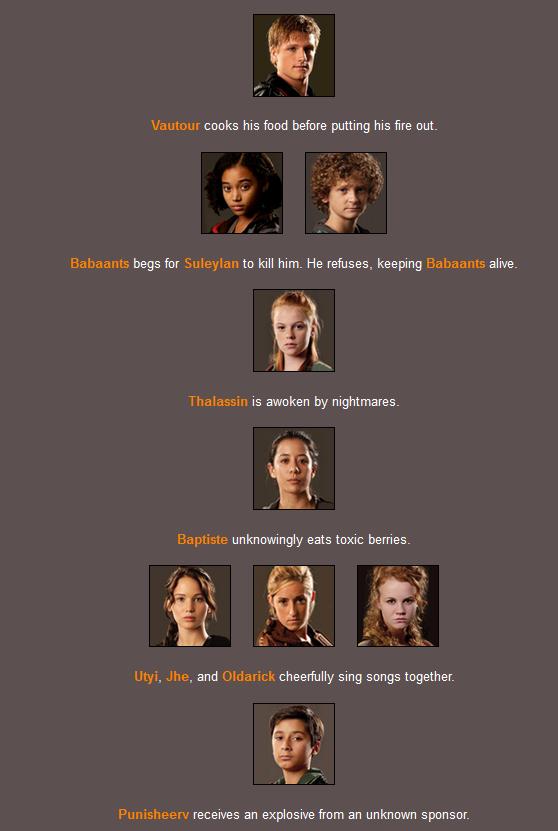 [FIC] Les Hungers Games de CSP Night411