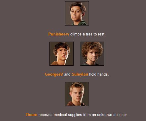 [FIC] Les Hungers Games de CSP Night510