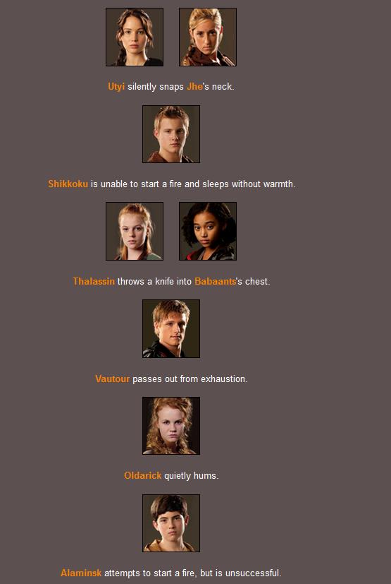 [FIC] Les Hungers Games de CSP Night511