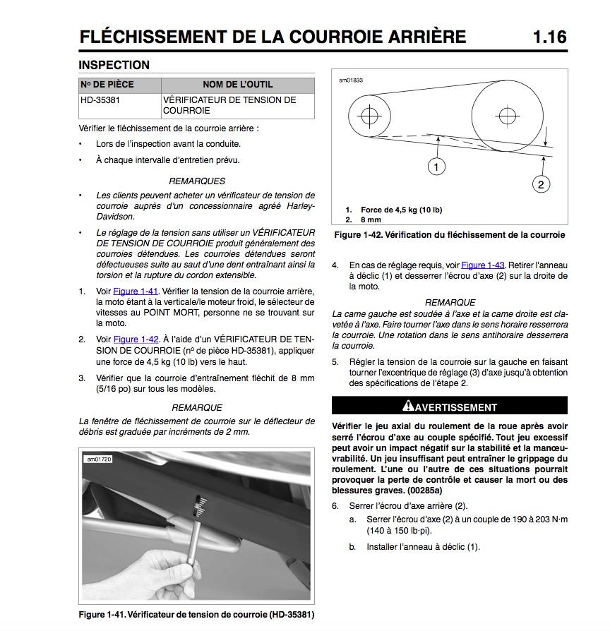 fabriquer votre jauge de tension de courroie pour 1 euros Captur10