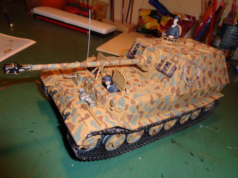 """Baubericht """"Wüstenfuchs-Armee"""" von Maat Tom  2a10"""