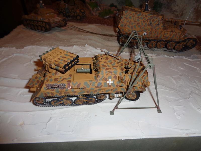 """Baubericht """"Wüstenfuchs-Armee"""" von Maat Tom  2b10"""
