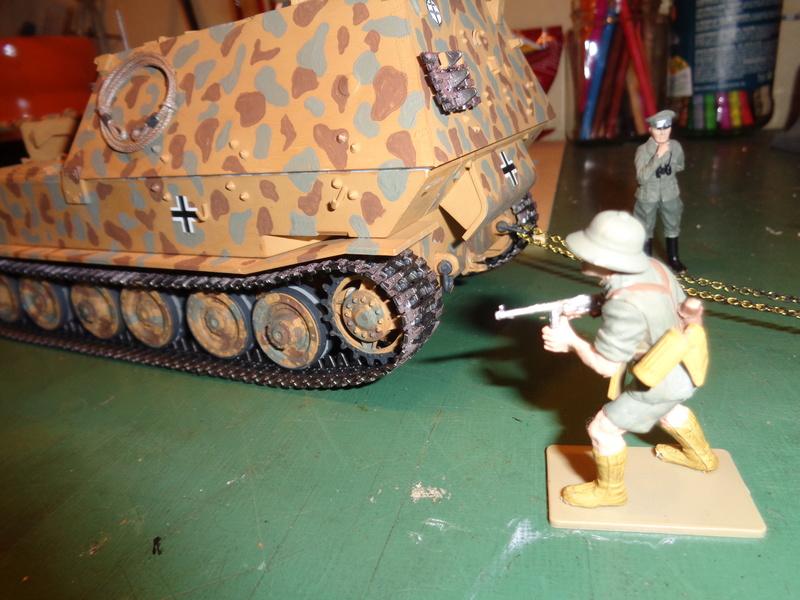 """Baubericht """"Wüstenfuchs-Armee"""" von Maat Tom  32a10"""