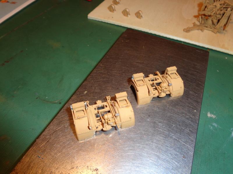 """Baubericht """"Wüstenfuchs-Armee"""" von Maat Tom  3710"""