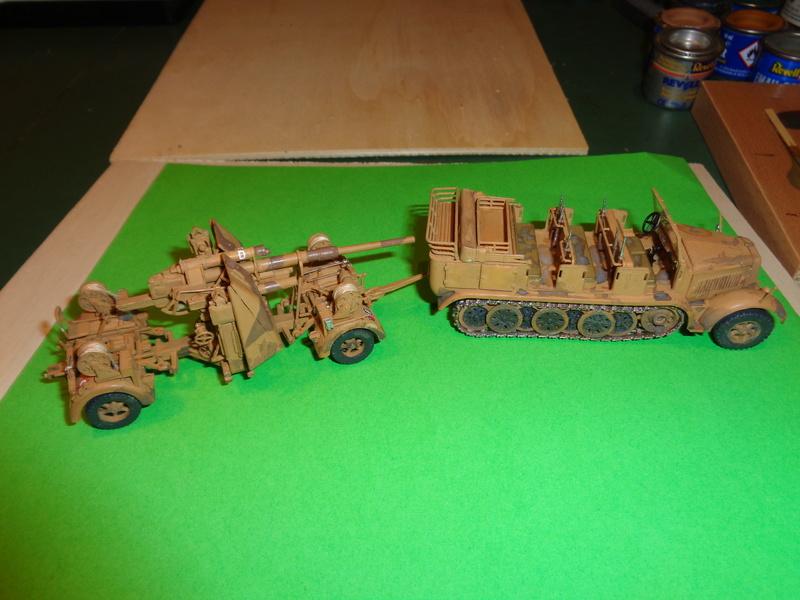 """Baubericht """"Wüstenfuchs-Armee"""" von Maat Tom  4410"""