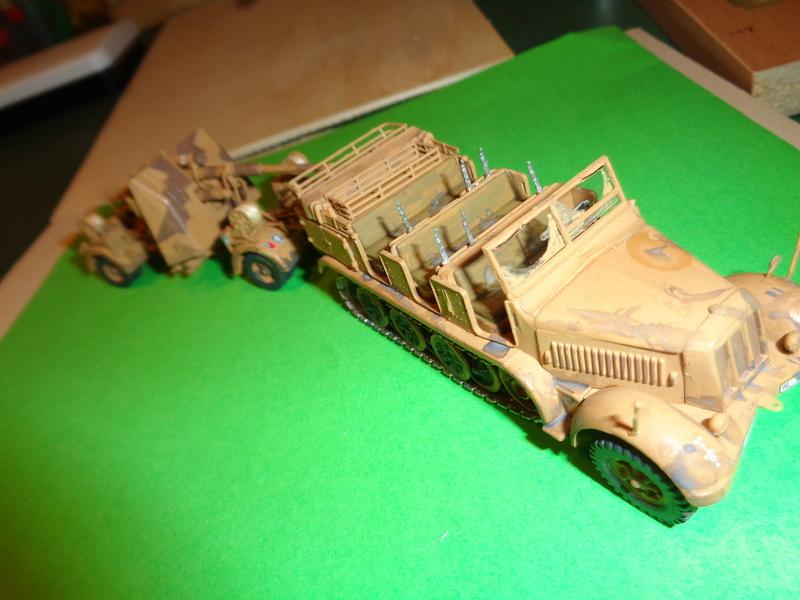 """Baubericht """"Wüstenfuchs-Armee"""" von Maat Tom  4510"""