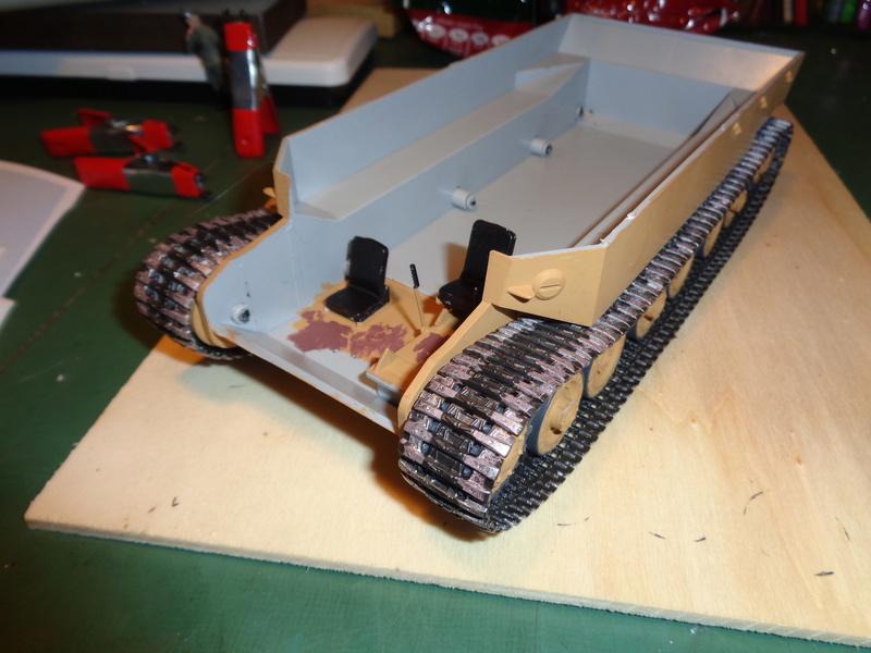 """Baubericht """"Wüstenfuchs-Armee"""" von Maat Tom  5210"""