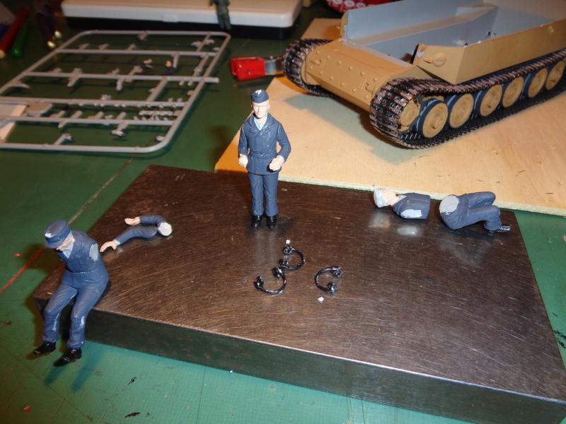 """Baubericht """"Wüstenfuchs-Armee"""" von Maat Tom  5310"""